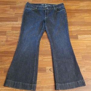 Cato Premium Denim Trousers Sz. 16